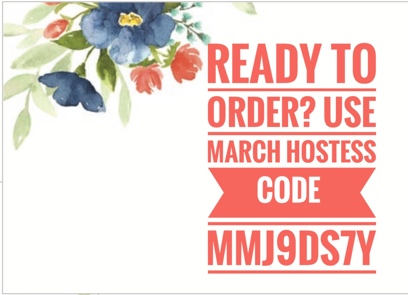 Current Hostess Code