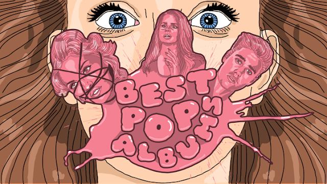 Los 20 mejores álbumes pop del 2015 según Rolling Stone.