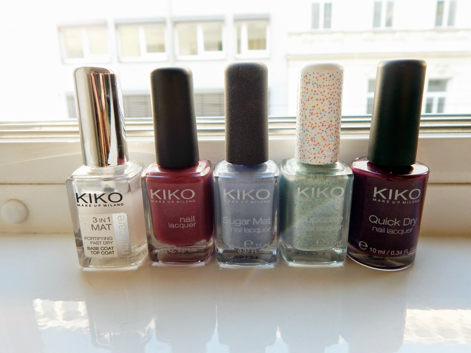 TanjaWhatsername: A Guide to KIKO Nail Polishes