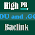 Cara Mudah Mencari Backlink .GOV dan .EDU Menggunakan Dork