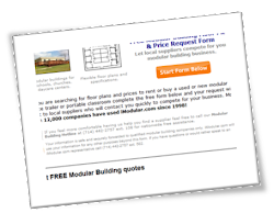 Get Modular Church Building Prices & Assistance