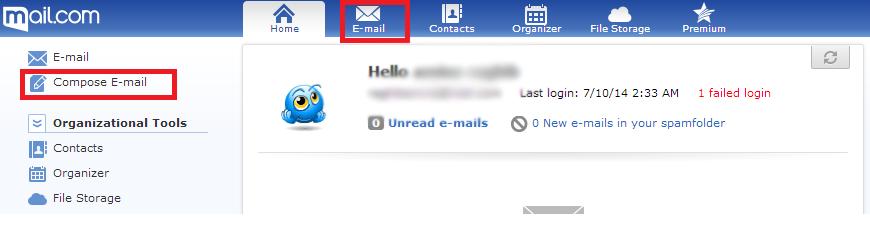 Créer une adresse e-mail@mail.com et Surprenez vos amis edmail