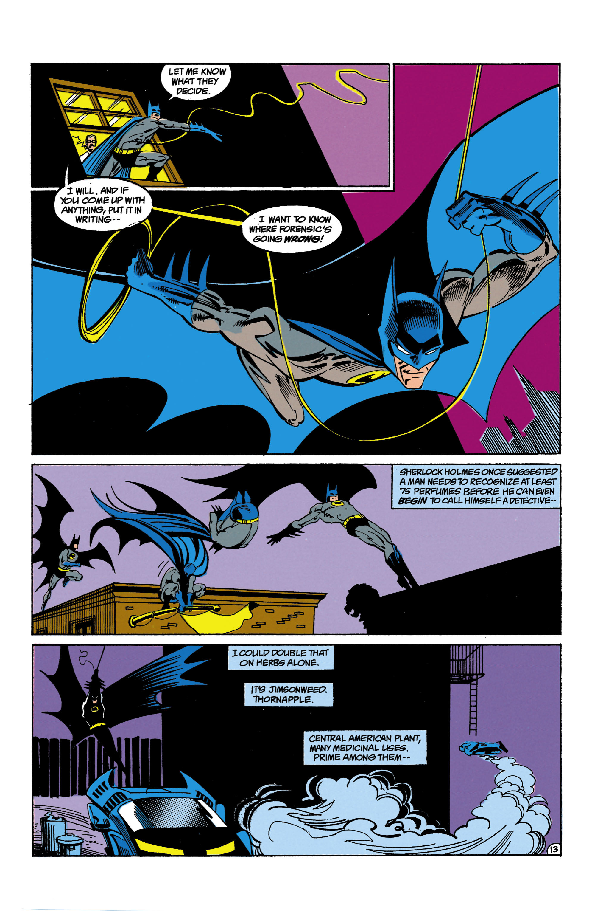 Detective Comics (1937) Issue #619 Page 14