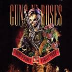 simbol band gun n rose