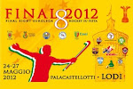 FINAL 8 LIGA EUROPEIA  2011_12 - LODI  (Italia)