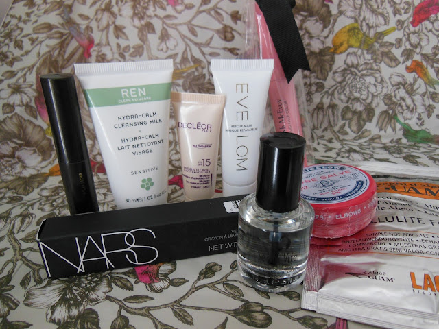 Liberty beauty gift with purchase