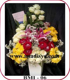 bunga perayaan imlek