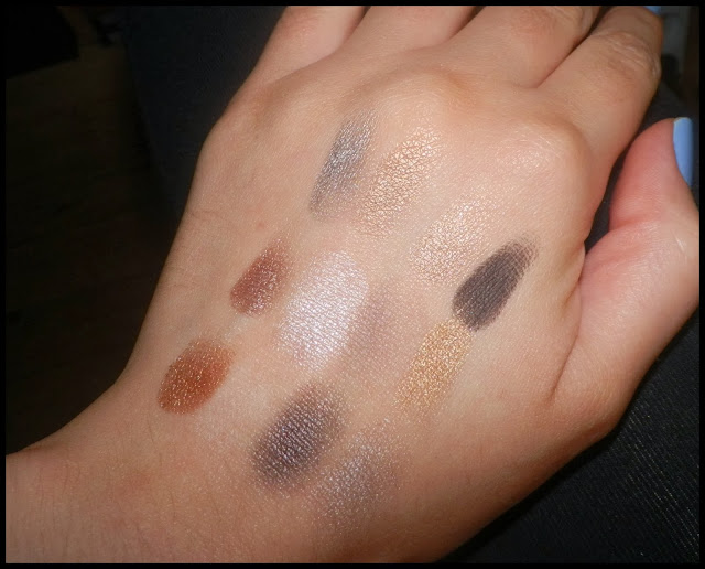 palette vivo swatch