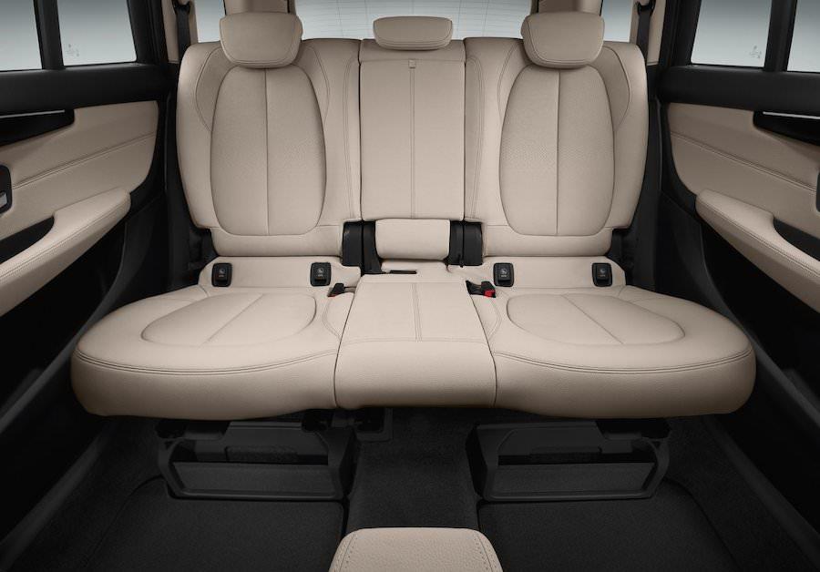 BMW 2シリーズ・グランツアラー シート