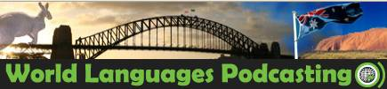 wordlanguagespodcasting apprendre l'italien en ligne gratuitement