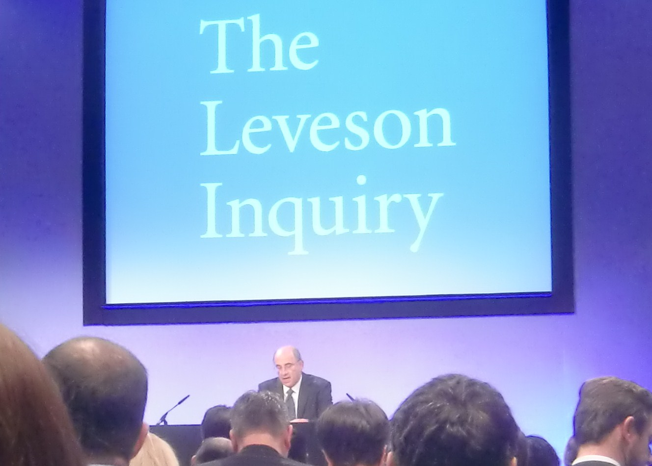 the leveson inquiry No sooner had the leveson inquiry opened in 2011 than journalists and  politicians were warning of a 'chilling effect' on the willingness of the.