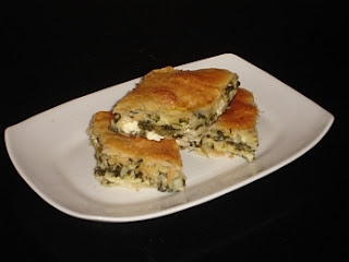 Spinach Pie (Spanakopita) Recipe