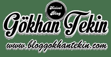 Gökhan TEKİN » Kişisel Blog