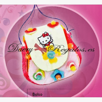 Bolso Chuches Hello Kitty