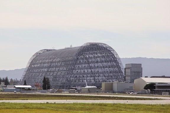 Moffett Field Hangar One