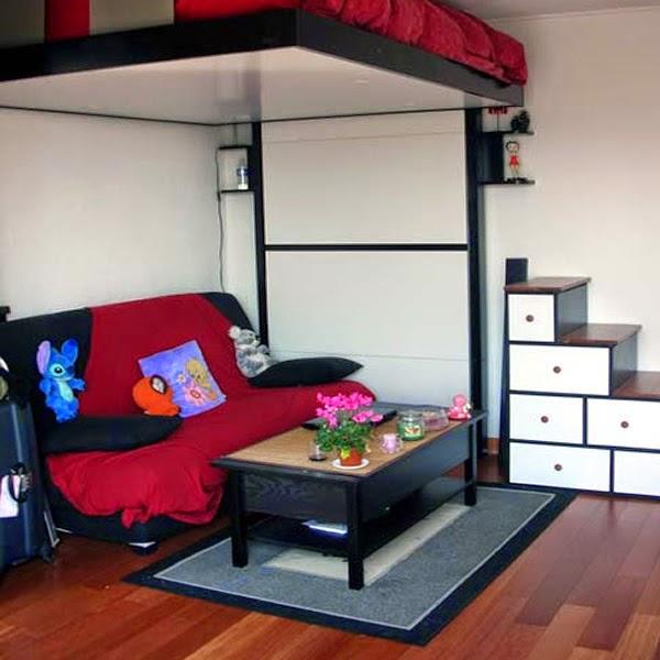 Decoracion espacios peque os for Espacios pequenos como decorar