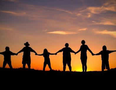 bersatu di dalam Tuhan