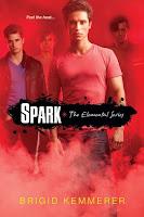 YA Review Spark by Brigid Kemmerer