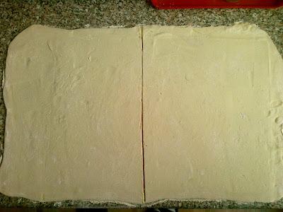 a vizes krémes süti tésztája