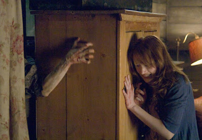 Zombie attack in The Cabin in the Woods