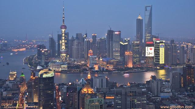 Kota-di-Dunia-Terancam-Tenggelam-Shanghai-City-China