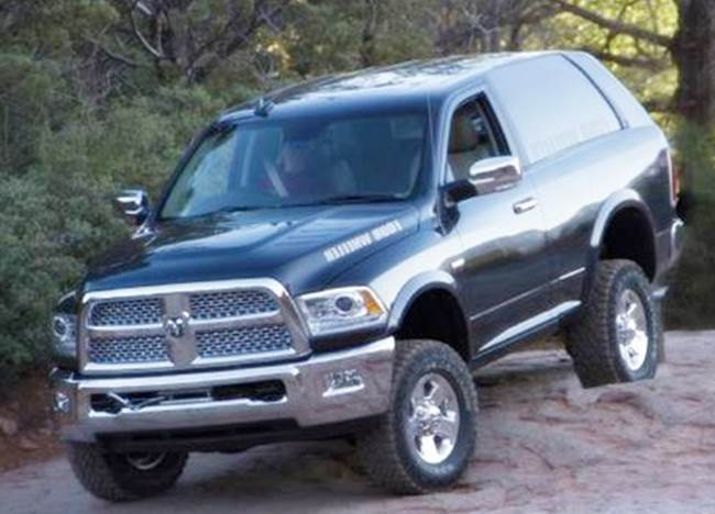 2017 Ramcharger Release | Auto Review Release