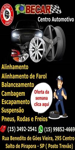 BECAR CENTRO AUTOMOTIVO