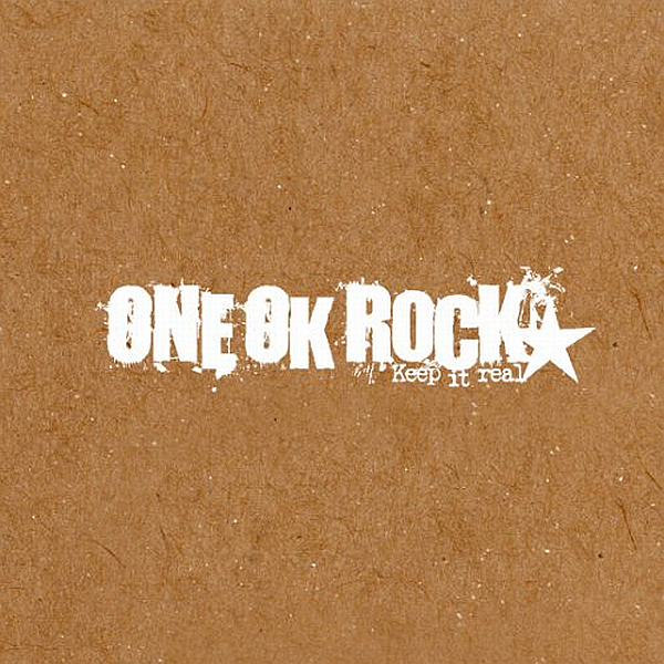 One ok Rock Logo Png One ok Rock Keep it Real