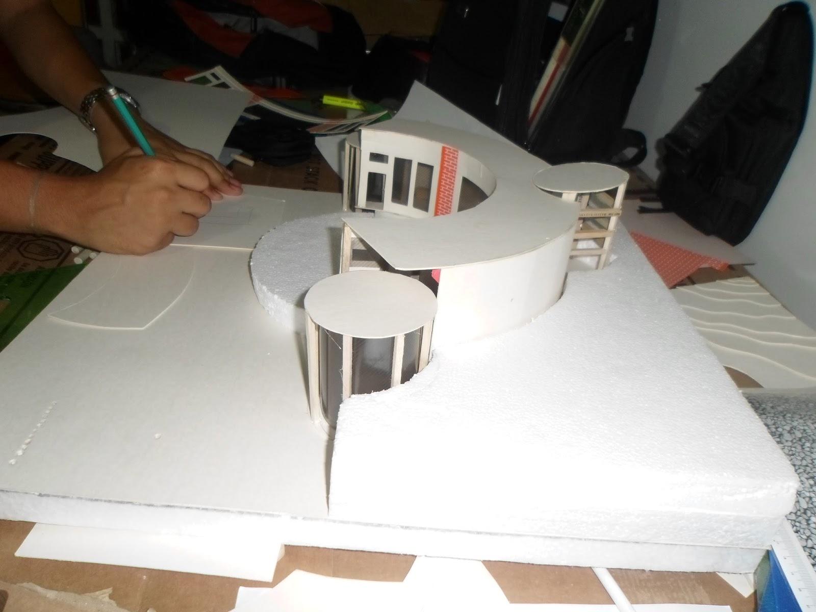 Urbanismo 1 Formas Y Patrones Urbanos Maquetas