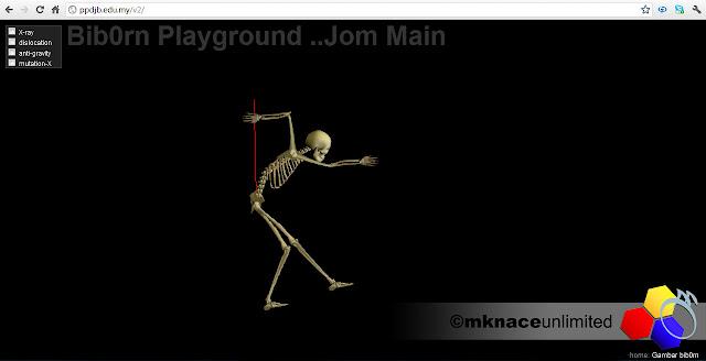 mknace unlimited | laman web ppdjb kena hacked lagi