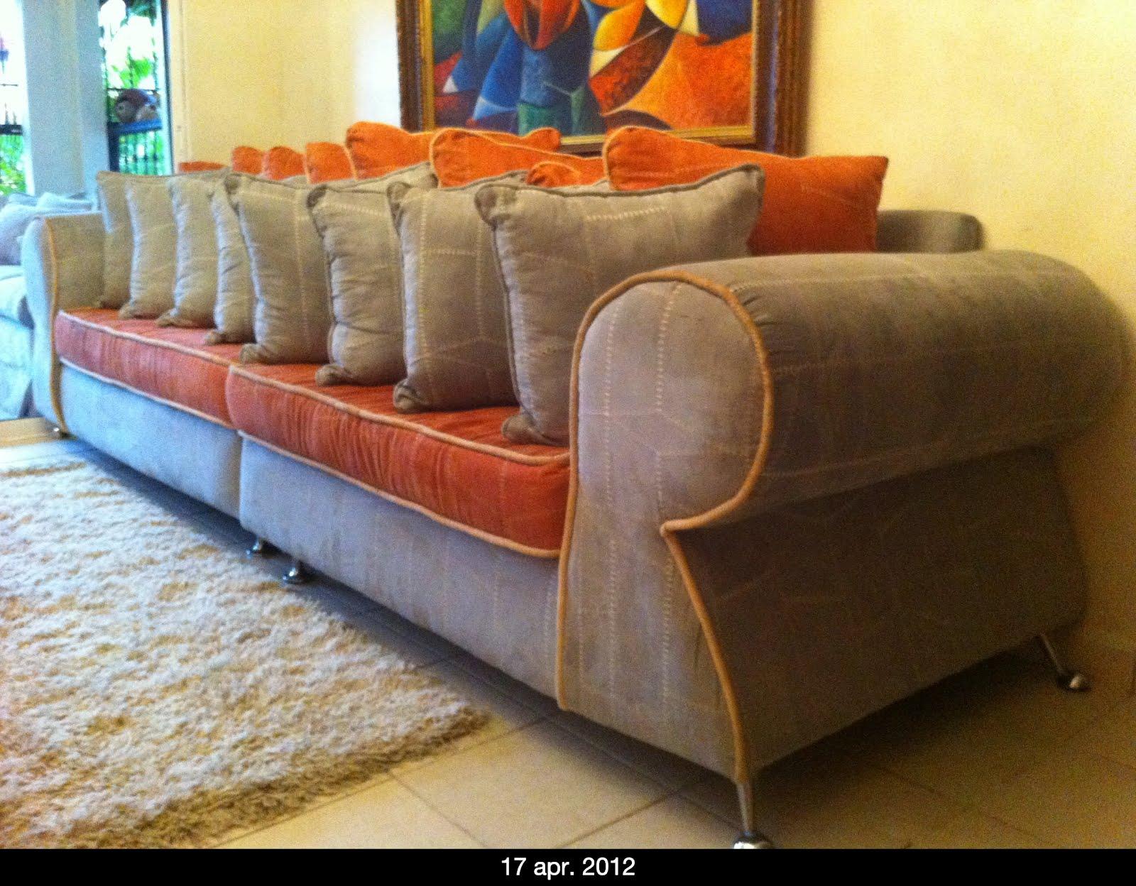 Muebles en venta por motivo de viaje juego de mueble en for Muebles de oficina rd