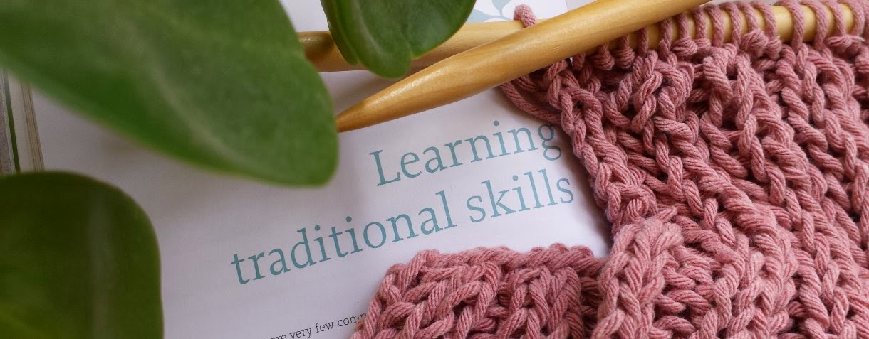 Learning Traditional Skills