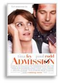 Admission, Tina Fey, Paul Rudd