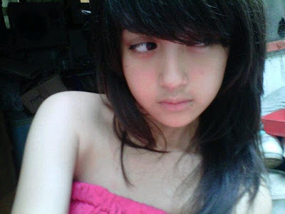 Foto-foto Nabilah Ratna Ayu hot photo