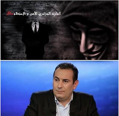 صفحة المارد الجزائري التي تنبأت بــ 10 عمليات ارهابية قبل حدوثها تتنبأ بسجن غربية