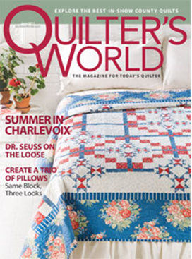 Quilters World - A Whole World of Patchwork & Quilting