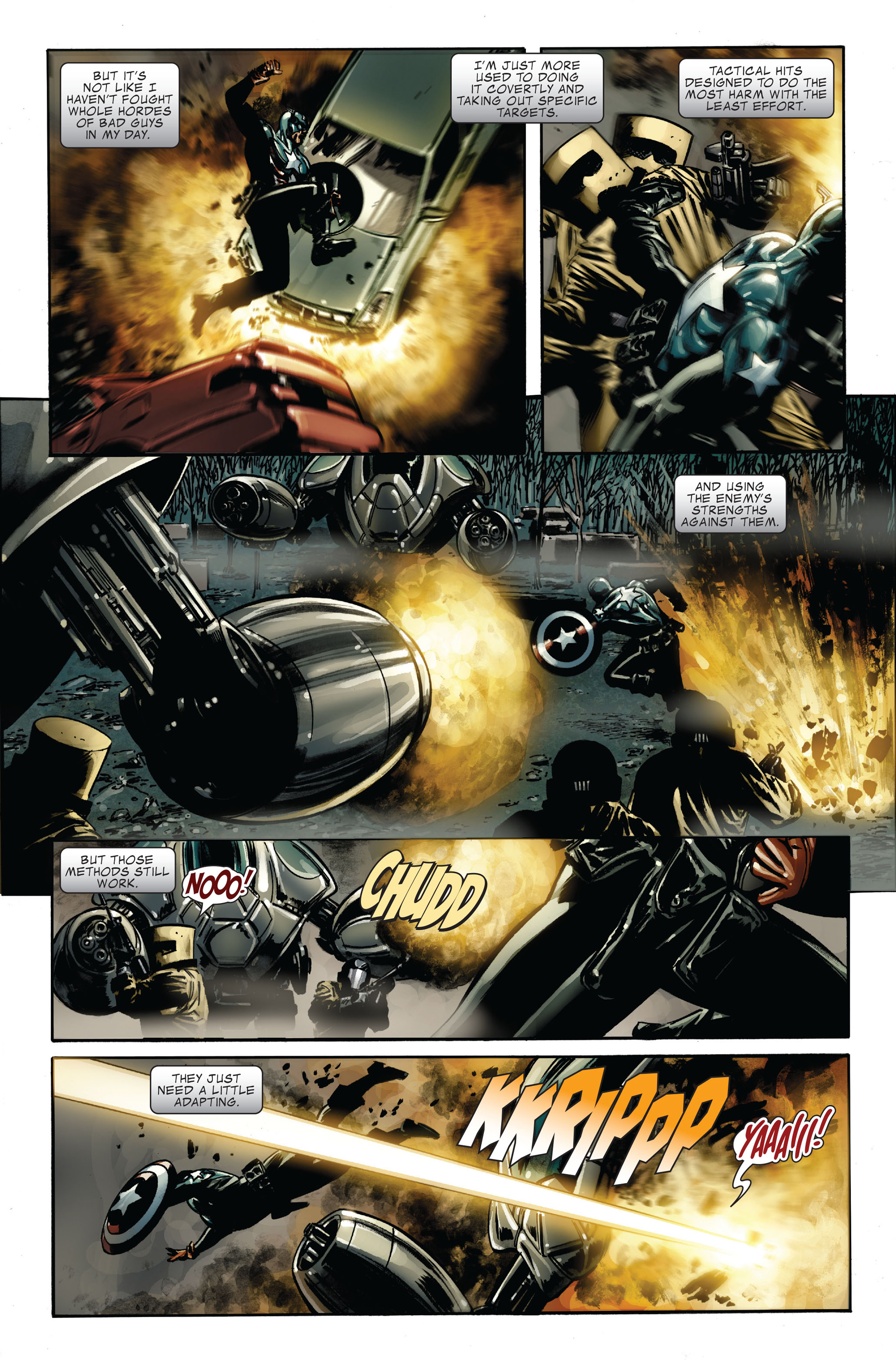 Captain America (2005) Issue #34 #34 - English 13