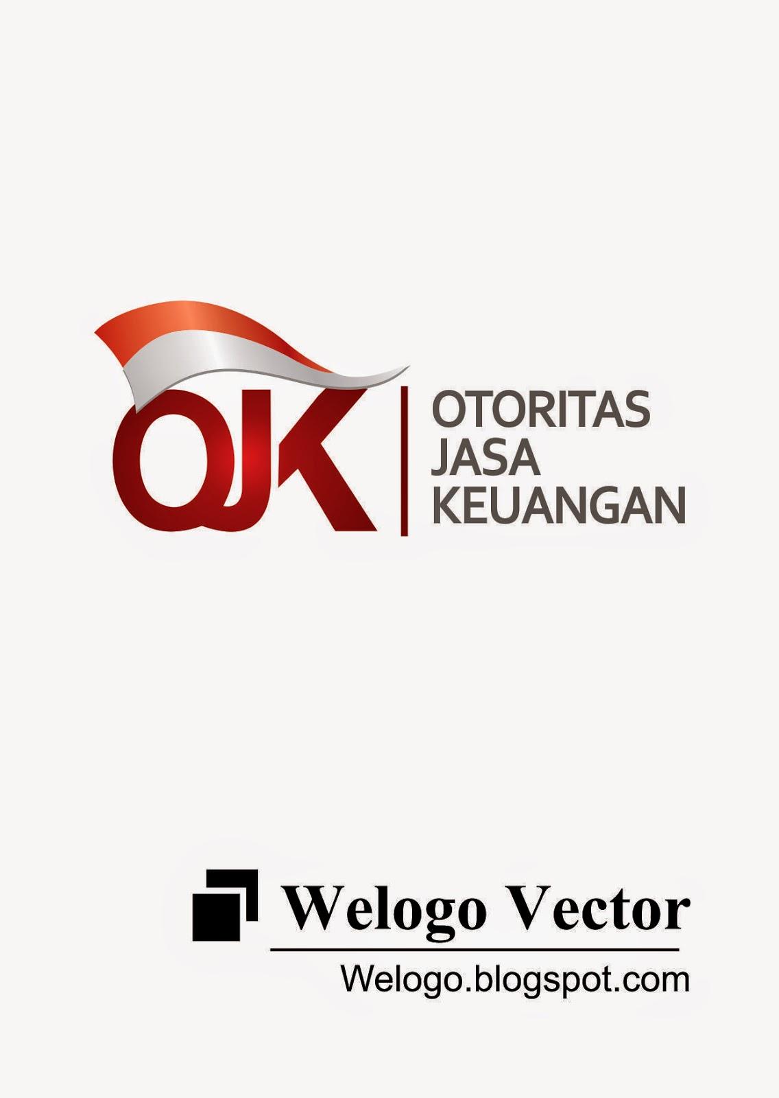 ojk logo otoritas jasa keuangan vector png cdr ai