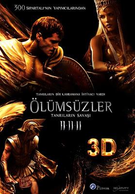 Ölümsüzler türkçe dublaj izle