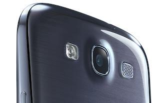 Camera of Samsung Galaxy SIII