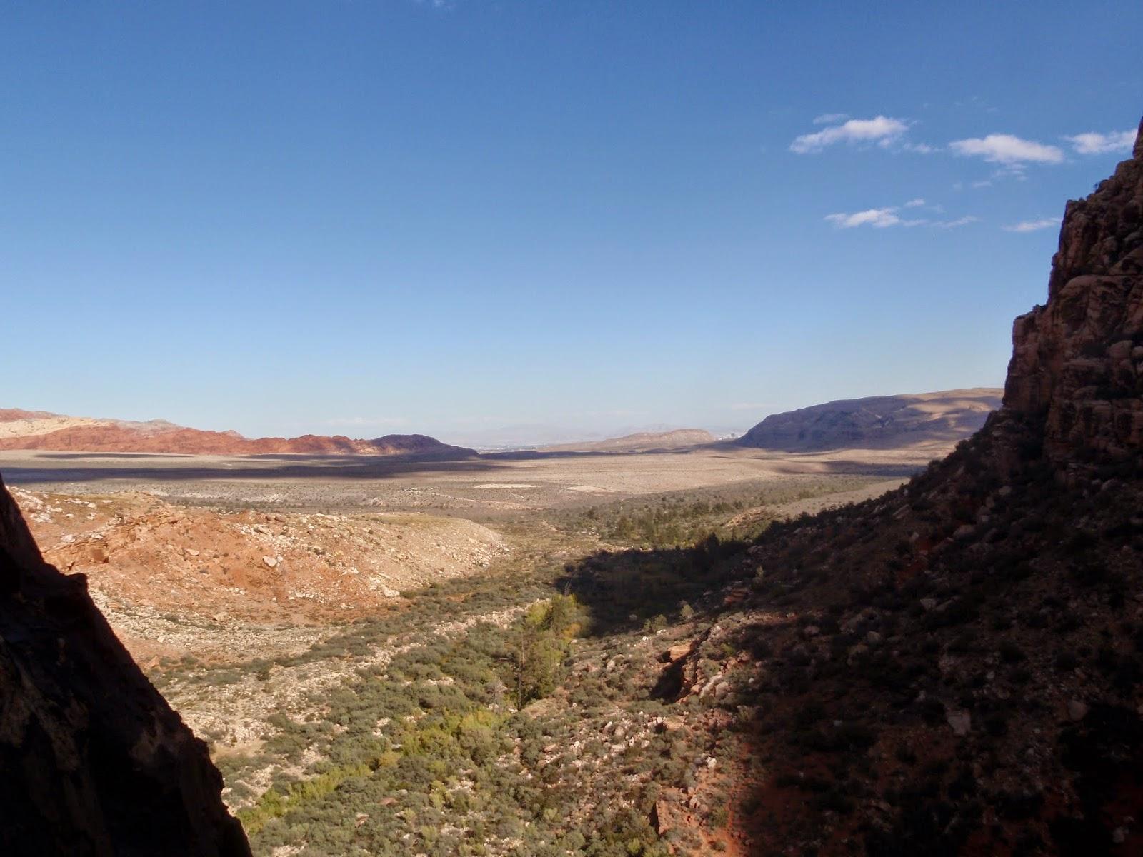 Cookie Monster, Pine Creek Canyon, Red Rock Canyon, Las Vegas