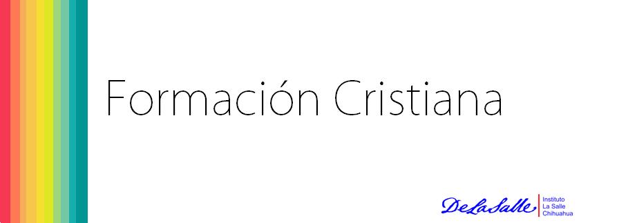 Formación Cristiana