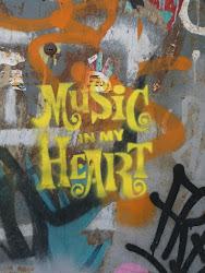 música en mi corazón