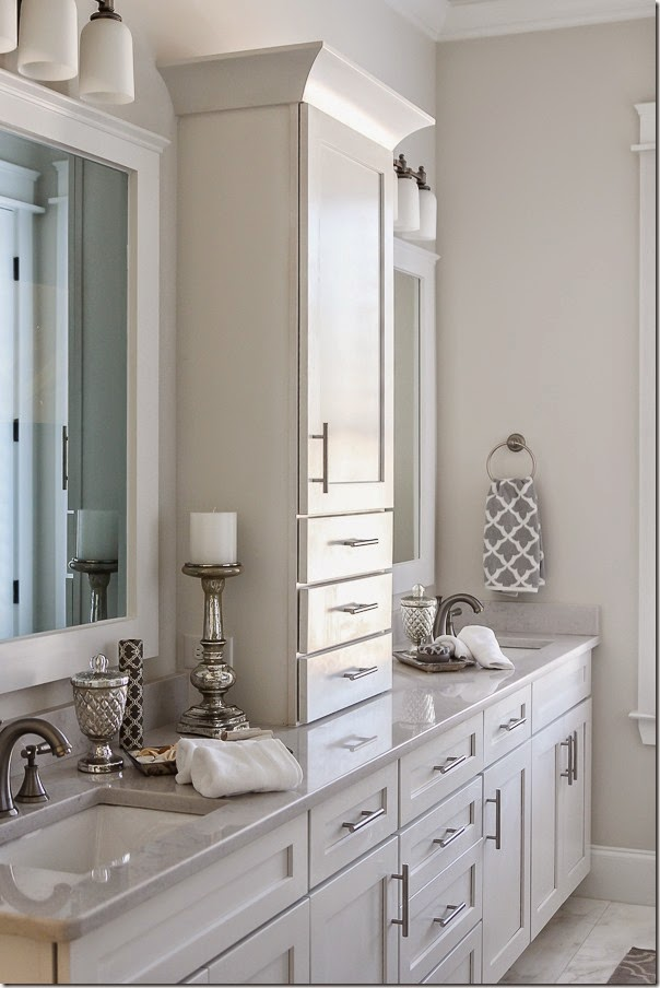 Master bathroom ideas entirely eventful day - Master bath vanity design ideas ...