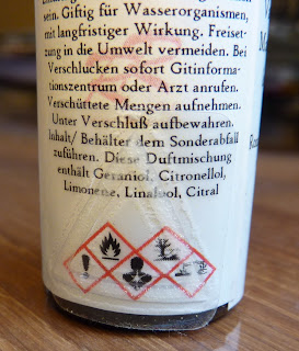 Duftsplitter - neues aus der Aromawelt