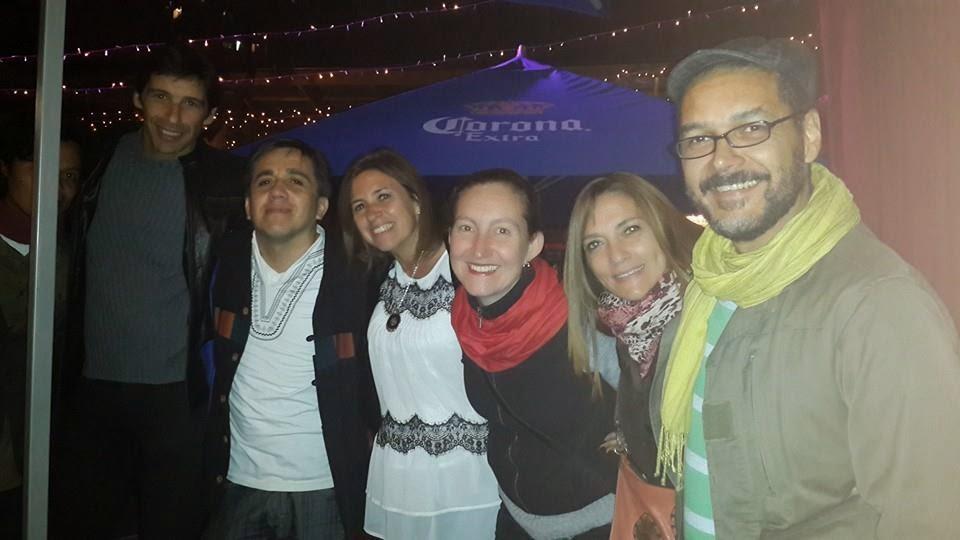 Red de Gestores Culturales 2014