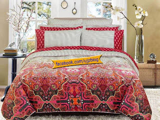 New Pakistani Bed Sheet Designs Pak Fashion