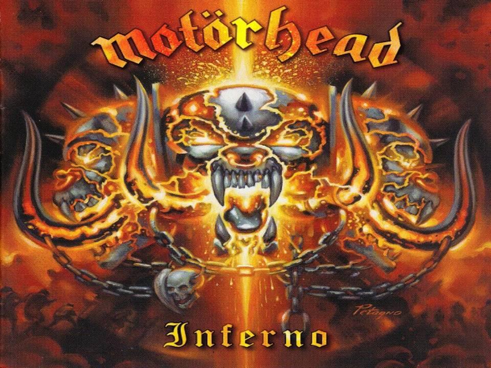 Inferno Álbum de Motörhead