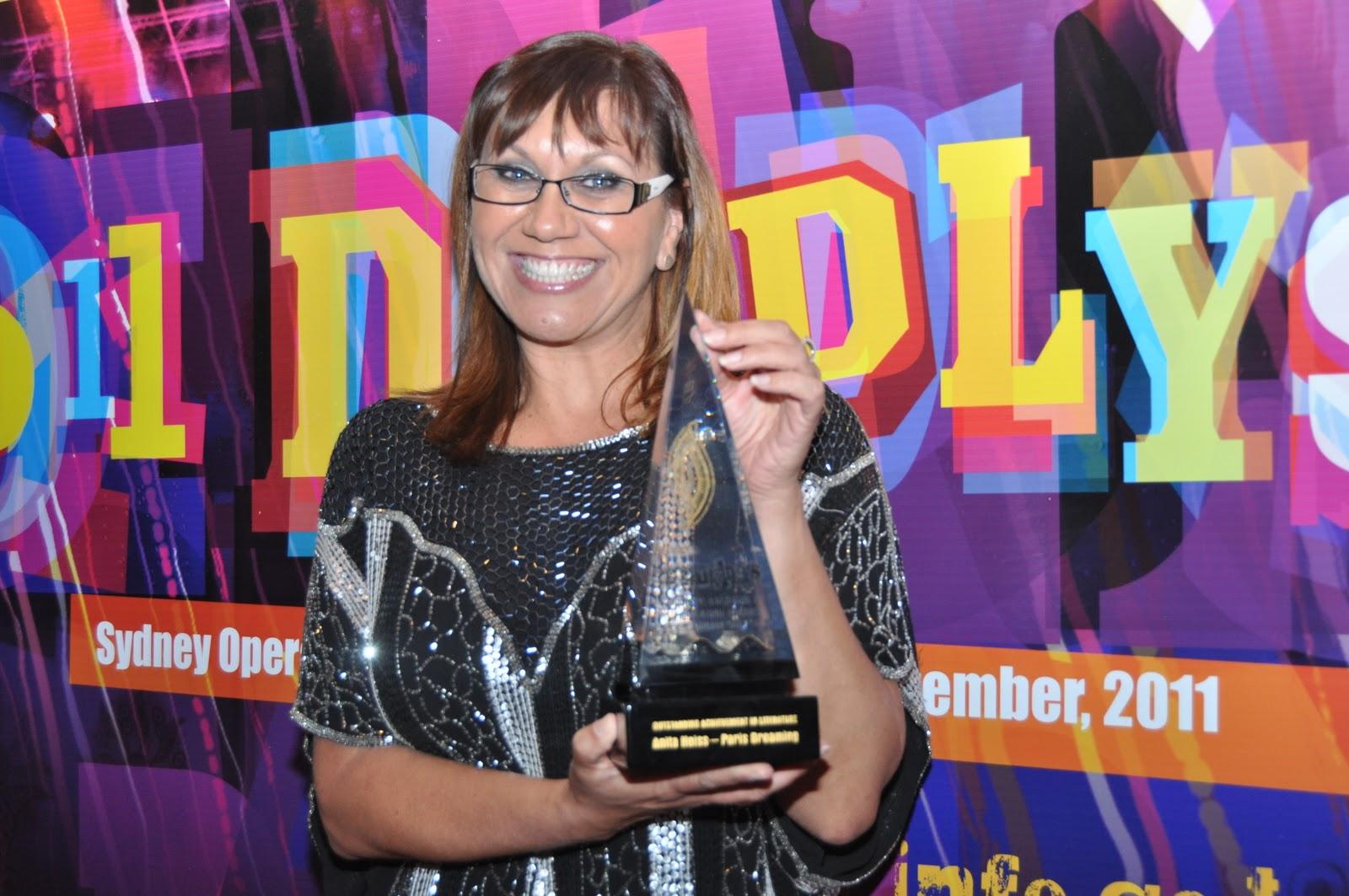 Anita Heiss Blog I M Grateful For The 2011 Deadly Awards border=