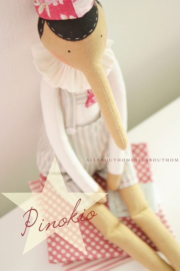 Rag puppet